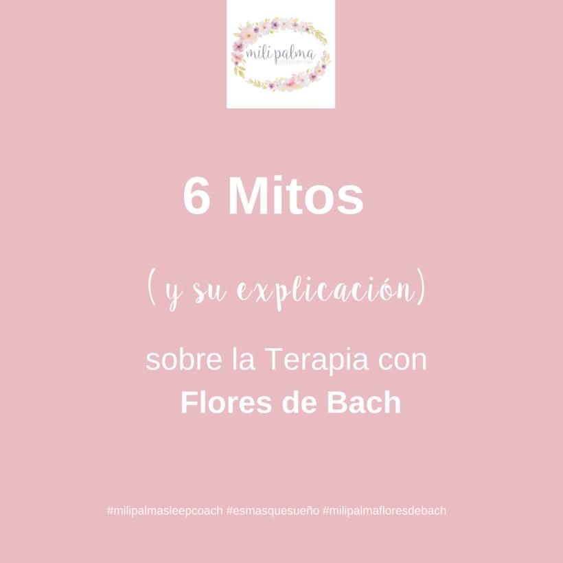 6 Mitos Y Su Explicacion Sobre La Terapia Con Flores De Bach